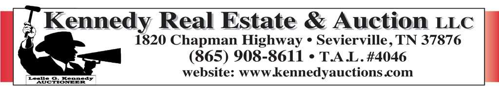 Kennedy Auctions & Real Estate